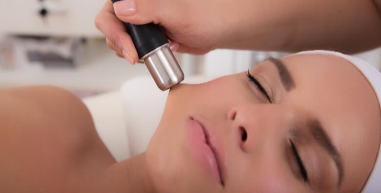 Tretman kisikom OXY SYSTEM - lice, vrat i dekolte u GARGANO Estetskom centru za 699 kn!