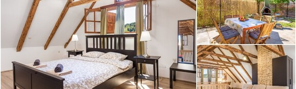Gorski Kotar, Mrkopalj - odmorite se okruženi mirom i prirodom uz 2 noćenja za do 4 osobe u klasičnom ili rustikalnom apartmanu u kući za odmor 4* za 599 kn!