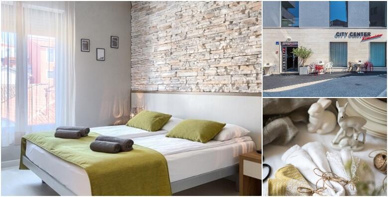 Uskršnji odmor u Puli - 2 ili 3 noćenja s doručkom za 2 osobe + gratis ponuda za 1 dijete do 12 godina u dvokrevetnoj sobi Premium u Pula City Center Accommodation 4* od 2.565 kn!