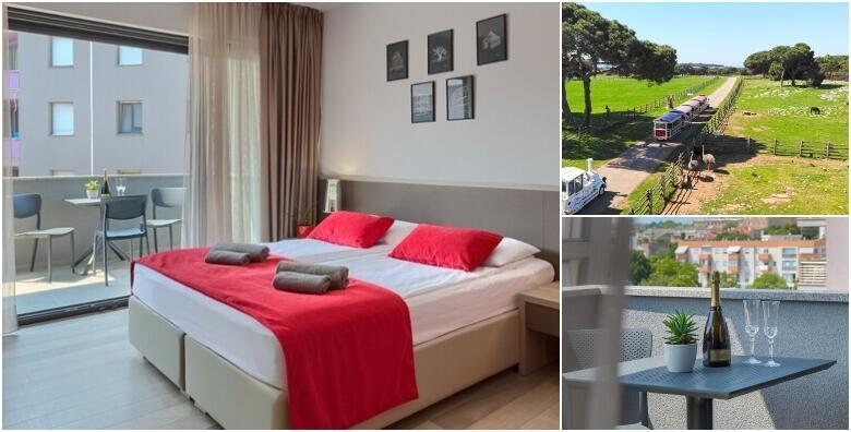PULA – 3 noćenja za 2 osobe uz posjet NP Brijuni + gratis ponuda za 1 dijete do 7 godina u Pula City Center Accommodation 4* za 2.999 kn!