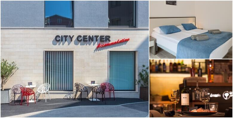 PULA - 2 noćenja s doručkom za 2 osobe u Pula City Center Accommodation 4* za 1.999 kn!