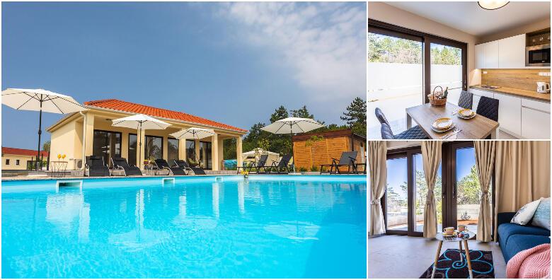Krk - detox ili relax vikend za 4 osobe u Apartmanima 5* VSG Resorta od 939 kn!