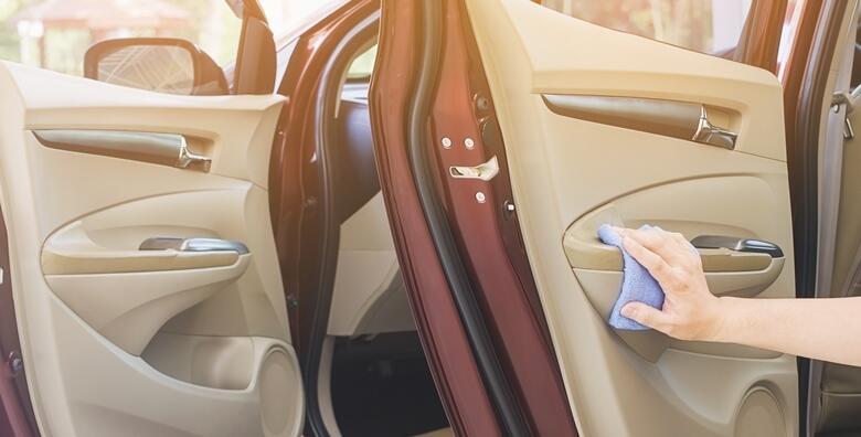 Kompletno kemijsko čišćenje automobila uz GRATIS dezinfekciju ozonom za 249 kn!