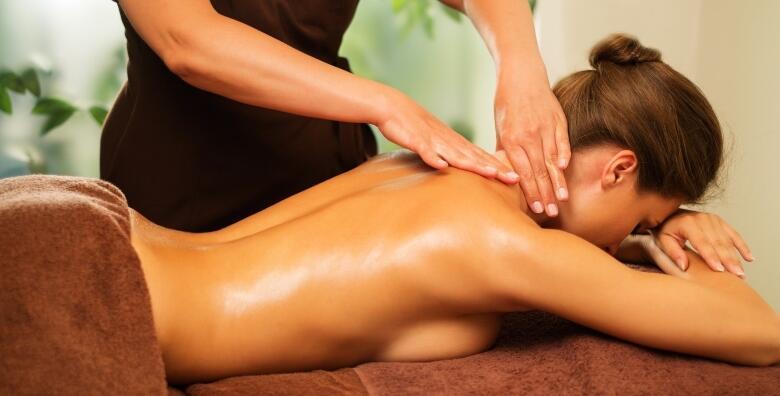Opustite se uz medicinsku masažu leđa u trajanju 30 ili 60 minuta već od 60 kn!