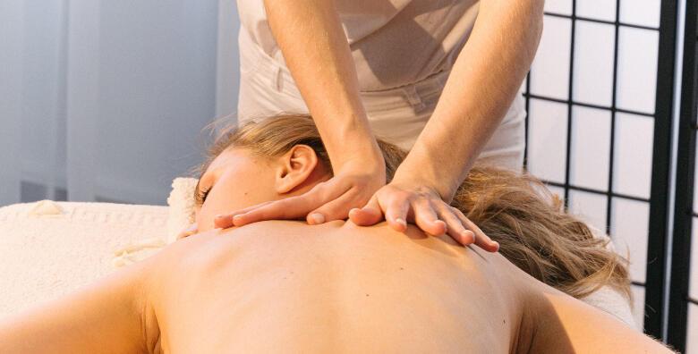 3 medicinske masaže leđa u trajanju 30 minuta u salonu Lavender za 210 kn!