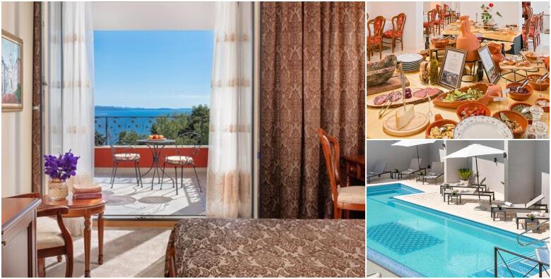 Split - opuštajući odmor uz 2 noćenja za 2 osobe s doručkom u Hotelu Cvita 4*  uz korištenje bazena, saune i teretane za 1.299 kn!