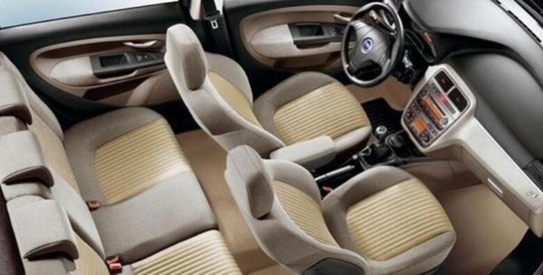 Kemijsko čišćenje vozila do pet sjedala vozila u novootvorenoj autopraonici Panko za 199 kn!