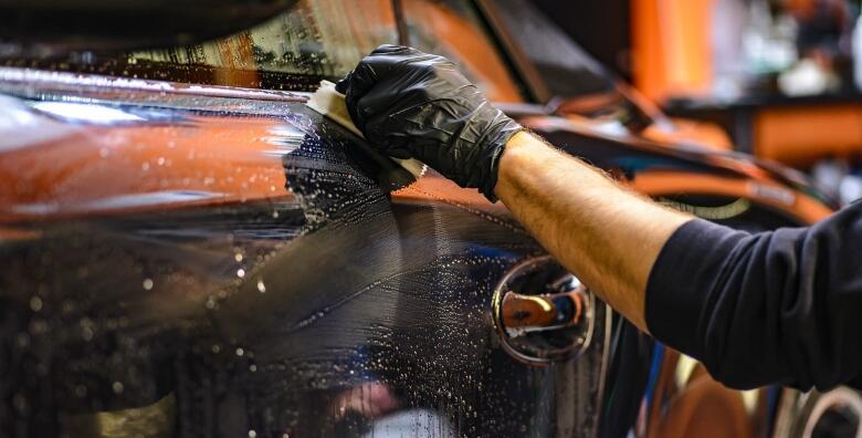 Neka Vaš metalni ljubimac zasja uz vanjsko pranje osobnog vozila za samo 35 kn!