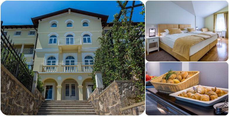 Opatija - provedite zabavan odmor s dragim osobama uz prijateljski paket koji uključuje 2 noćenja s polupansionom za 4 odrasle osobe i wellness u Hotelu Domino 4* za 3.299 kn!