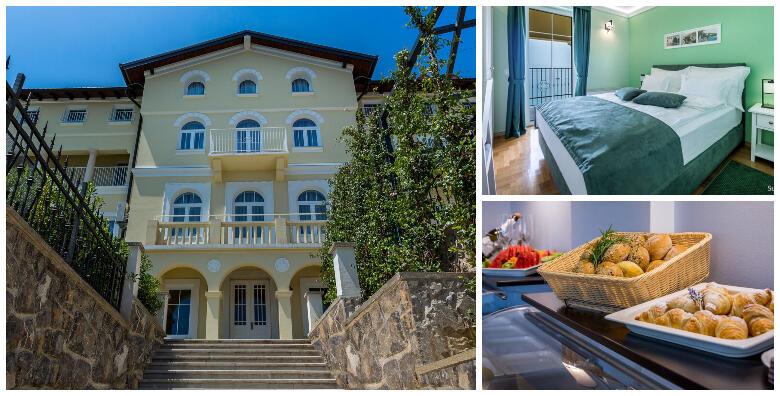Opatija - u vladavini korone nudimo Safe stay odmor u Hotelu Domino 4* uz 2 noćenja s polupansionom za 2 osobe + gratis pogodnosti za 2 djece do 13 godina za 1.499 kn!