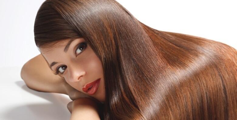 Terapija kose - filler terapija, frizura i šišanje za samo 99 kn!