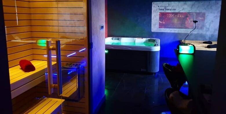 Zagreb - priuštite si odmor od gradske vreve uz 1 ili više noćenja za 2 osobe s hidromasažnom kadom i saunom u Dilberius Luxury Apartment od 550 kn!