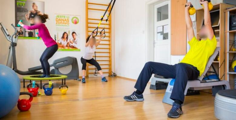 POPUST: 55% - RIJEKA - dovedite svoje tijelo u formu i uvjerite se u odlične rezultate treninga na vibracijskoj platformi uz 8 vođenih treninga na Power Plate platformi za 149 kn! (Nutricionistički klub Vitasmart)