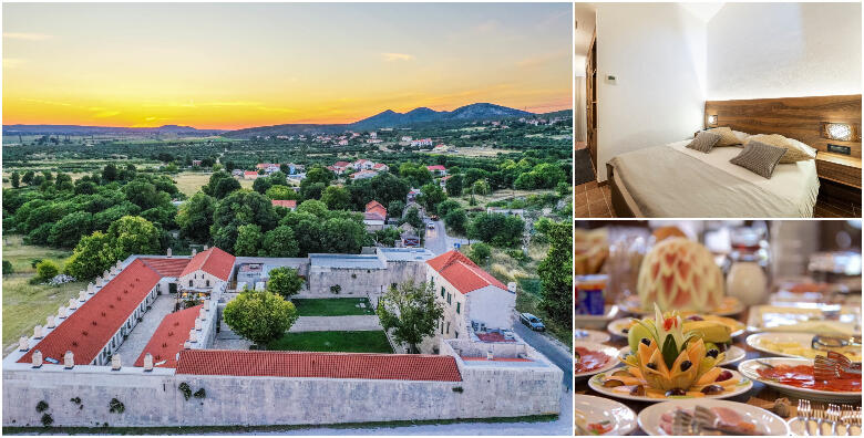 Vrana - uživajte u zagrljaju jeseni u okolici Vranskog jezera uz 2 noćenja s doručkom za dvoje i korištenje wellnessa u Maškovića Han Hotelu 4* za 1.999 kn!