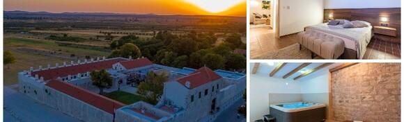 Vrana - uživajte u romantičnoj wellness oazi za dvoje u okolici Vranskog jezera uz 2 noćenja s uključenim doručkom u Maškovića Han hotelu 4* za 1.199 kn!