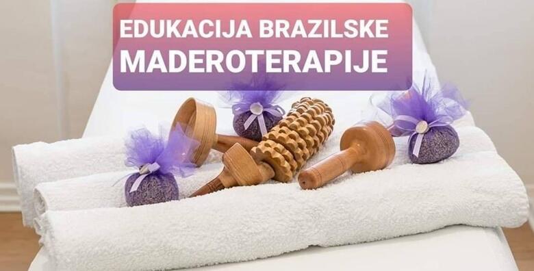 Edukacija brazilske maderoterapije - uz ovlaštenog edukatora i certifikat po završetku u izvedbi Salonu za masažu i njegu tijela VAL za 2.500 kn!