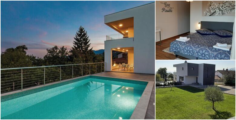 Matulji, Vila Prenc 5* - idealan odmor uz 1, 2, 3, 4 ili 5 noćenja za 2-8 osoba od 1.026 kn!