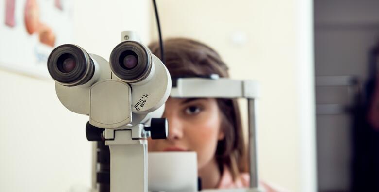 Specijalistički oftalmološki pregled u Poliklinici Vaš pregled za 199 kn!