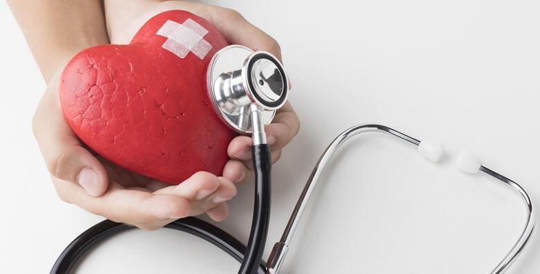 Kardiološka obrada- EKG s očitanjem i ultrazvuk srca u Poliklinici Holoart za 399 kn!
