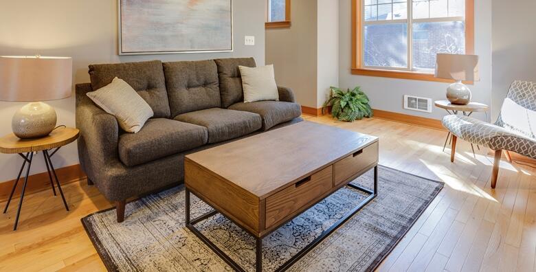 POPUST: 58% - Očuvajte svoj namještaj uz dubinsko kemijsko čišćenje L garniture ili trosjeda i dvosjeda uz čišćenje fotelje GRATIS od 168 kn! (Ve Sna- obrt za usluge čišćenja)