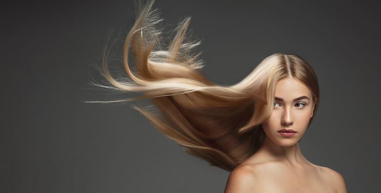 Bojanje, šišanje, pranje i fen frizura za kratku, poludugu i dugu kosu u Frizerskom salonu Koketno od 139 kn!