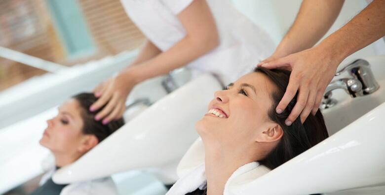 Pranje, šišanje i fen frizura u Frizerskom salonu Koketno već od 69 kn!