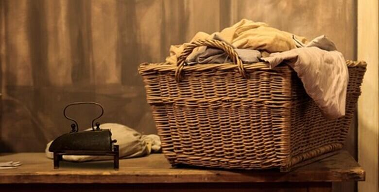 Pranje deka ili peglanje rublja za samo 135 kn!