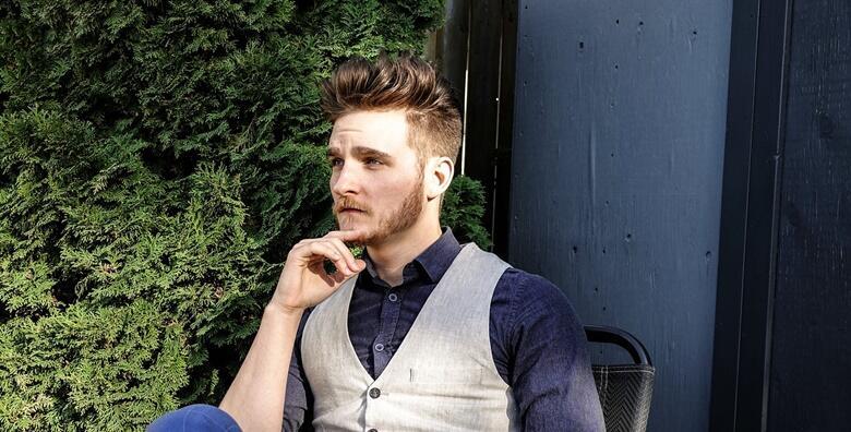 Šišanje i uređivanje brade za muškarce za samo 25 kn!