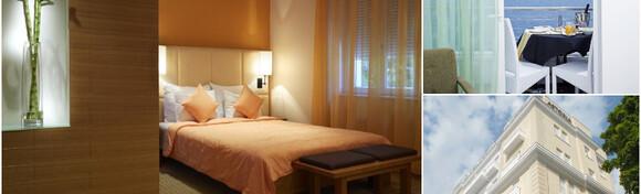 OPATIJA - uživajte u neodoljivom ambijentu Hotela Astoria 4* uz 1 ili više noćenja s polupansionom za 2 osobe u luksuznoj superior sobi i gratis ponuda za 2 djece od 699 kn!