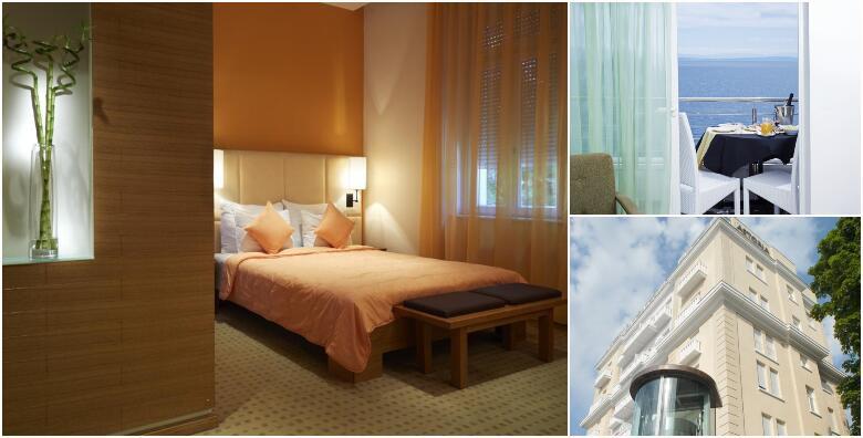 Ponuda dana: OPATIJA - uživajte u neodoljivom ambijentu Hotela Astoria 4* uz 1 ili više noćenja s polupansionom za 2 osobe u luksuznoj superior sobi i gratis ponuda za 2 djece od 699 kn! (Hotel Astoria 4*)
