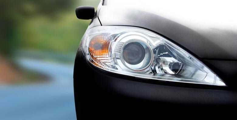 Vratite sjaj svjetlima na vozilima i povećajte vidljivost uz poliranje farova za samo 99 kn!