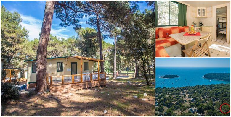 Istra - provedite savršen odmor s obitelji ili prijateljima uz 2 ili 3 noćenja za 5 osoba u mobilnim kućicama Mobile Homes Pine and Sea od 574 kn!