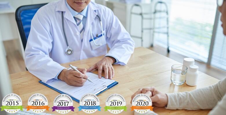 Prepustite se u ruke stručnjaka i obavite ultrazvuk urotrakta uz odmah gotove rezultate u Specijalističkoj ordinaciji obiteljske medicine dr. Davor Mlikotić za 199 kn!