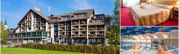Opuštanje u Termama Cerkno - 2 noćenja s doručkom za dvije osobe uz korištenje saune u trajanju 2 sata i neograničeno kupanje u Hotelu Cerkno 3* za 1.334 kn!