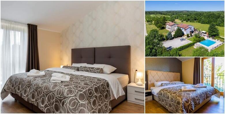 ISTRA - 1 ili više noćenja za dvije osobe u Hotel - Restaurant Tomažići od 652 kn!