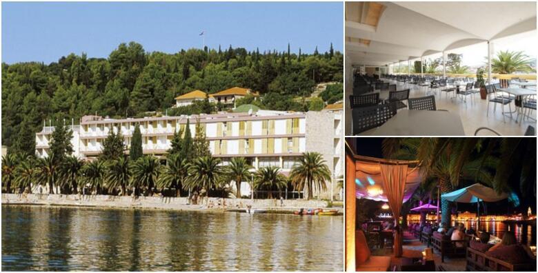 Vela Luka - 3, 5 ili 7 noćenja uz ALL INCLUSIVE puni pansion s uključenim pićima uz obroke za 2 osobe + gratis smještaj za 1 dijete do 5,99 godina u Hotelu Posejdon 3* od 1.949 kn!