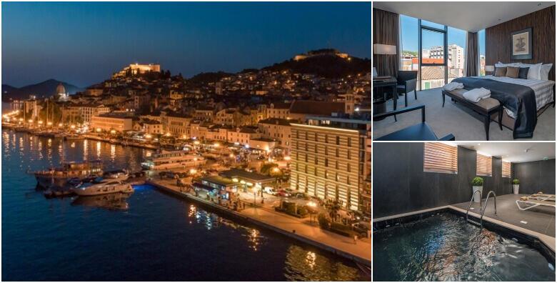 Šibenik, Hotel Bellevue 4* - 2 noćenja s polupansionom i wellnessom za dvoje za 1.799 kn!