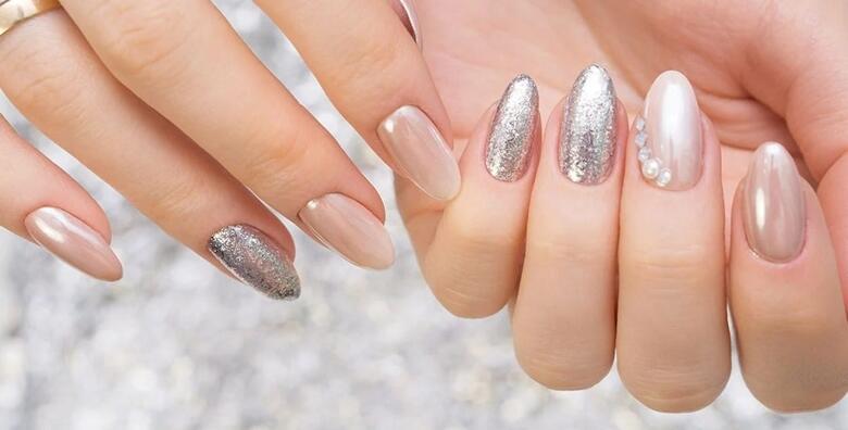 Osvježite izgled svojih noktiju uz ugradnju šablonama u Beauty salonu Leona za 149 kn!