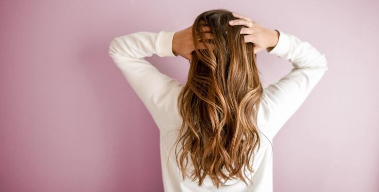 Osvježite izgled svoje kose uz površinske pramenove, šišanje i frizuru za 154 kn!