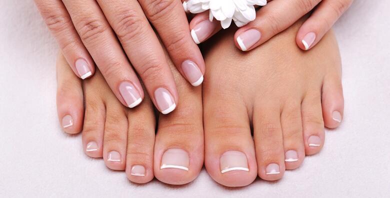 Manikura uz trajni lak na rukama i nogama u Beauty salonu Leona za 149 kn!