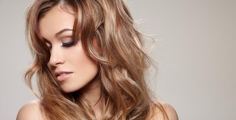 Neka Vaša kosa zablista u punom sjaju uz bojanje, šišanje i frizuru za SAMO 99 kn!