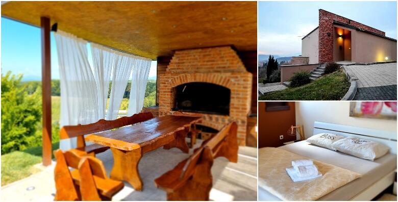 Marija Bistrica - 2, 3 ili 4 noćenja u Divinus Holiday House 4* za do 8 osoba od 2.600 kn!