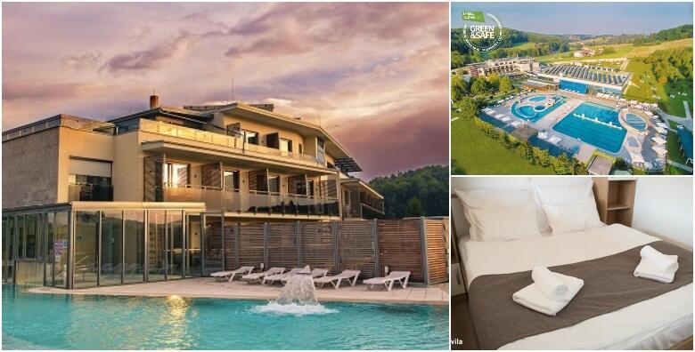 Hotel Bioterme 4* ili glamping naselje - 2 noćenja s polupansionom za dvoje za 1.895 kn!