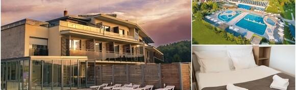 SLOVENIJA CIJELA SEZONA - zasluženo se opustite uz 2 noćenja s polupansionom za 2 osobe u Hotelu Bioterme 4* ili glamping naselju usred netaknute prirode za 1.895 kn!