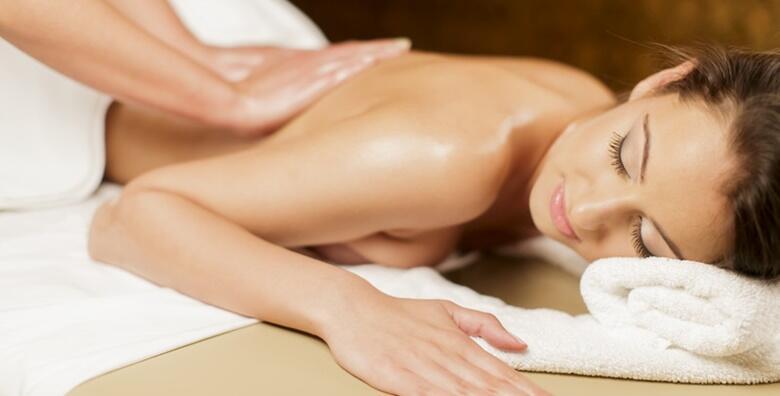 Priuštite si savršeno opuštanje i uživajte u masaži leđa i ruku u Salonu  za njegu tijela Marbella već od 59 kn!