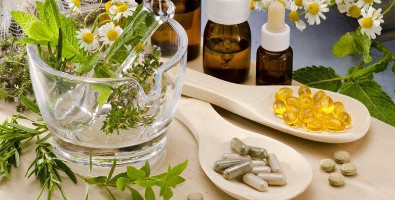 Fitoaromaterapeutsko savjetovanje - poboljšajte kvalitetu života primjenom biljaka za 90 kn!