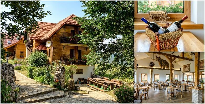 Odmor nedaleko Plitvica uz 2 noćenja s polupansionom za 2 osobe za 1.499 kn!