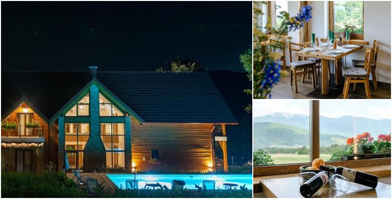 Idealan odmor nedaleko Plitvičkih jezera uz 3 noćenja s doručkom za 2 osobe za 1.399 kn!