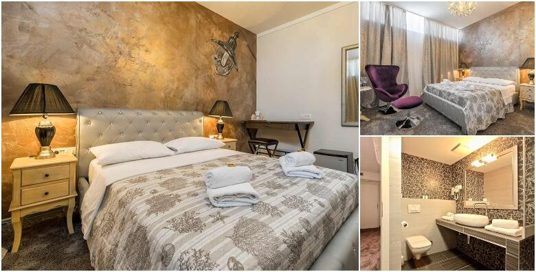 SPLIT - uživajte u luksuznom hotelu u centru grada na samo par koraka od Dioklecijanove Palače uz 1 ili više noćenja za 2 osobe u Hotelu Prima Luce Downtown Split 4* za 444 kn!