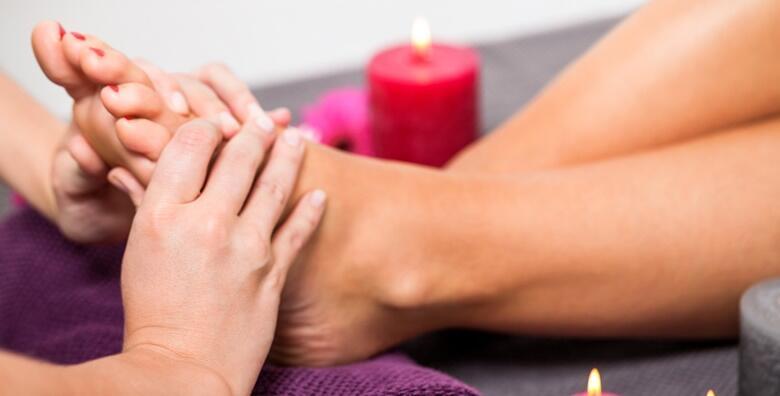 Ruska pedikura - uklonite zadebljanu kožu i uživajte u masaži stopala za 139 kn!